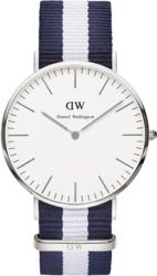 Часы Daniel Wellington DW00100018 Glasgow 40 - Дека