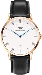 Часы Daniel Wellington 1101DW Dapper Sheffield 38 - Дека