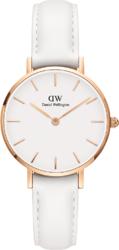 Часы Daniel Wellington DW00100249 Petite 28 Bondi RG White - Дека