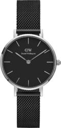 Часы Daniel Wellington DW00100246 Petite 28 Ashfield S Black - Дека