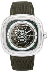 Часы SEVENFRIDAY SF-T2/01 - Дека