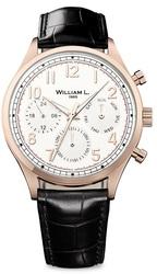 Часы WILLIAM L WLOR03BCORCN - Дека