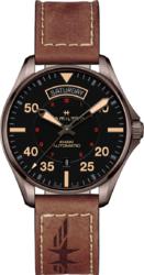 Часы HAMILTON H64605531 - Дека