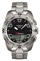 Часы TISSOT T013.420.44.201.00 - Дека
