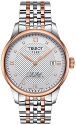 Часы TISSOT T006.407.22.036.00 - Дека