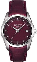 Часы TISSOT T035.210.16.371.01 - Дека