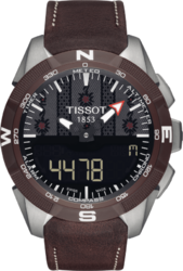 Часы TISSOT T110.420.46.051.00 - Дека