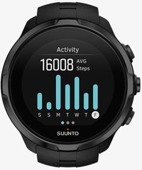 Смарт-часы SUUNTO SPARTAN SPORT WRIST HR ALL BLACK  - ДЕКА