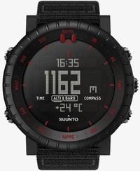 Смарт-часы SUUNTO Core Black Red - Дека